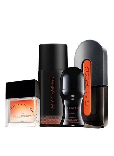 Avon Avon Full Speed Erkek Parfüm Deodorant Rollon Dörtlü Set Renksiz